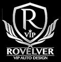 Rovelver Vip Auto Design Logo